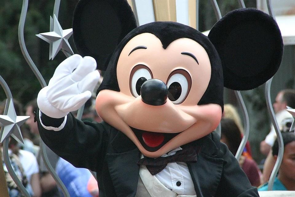 2018: el año de Mickey Mouse también en la moda