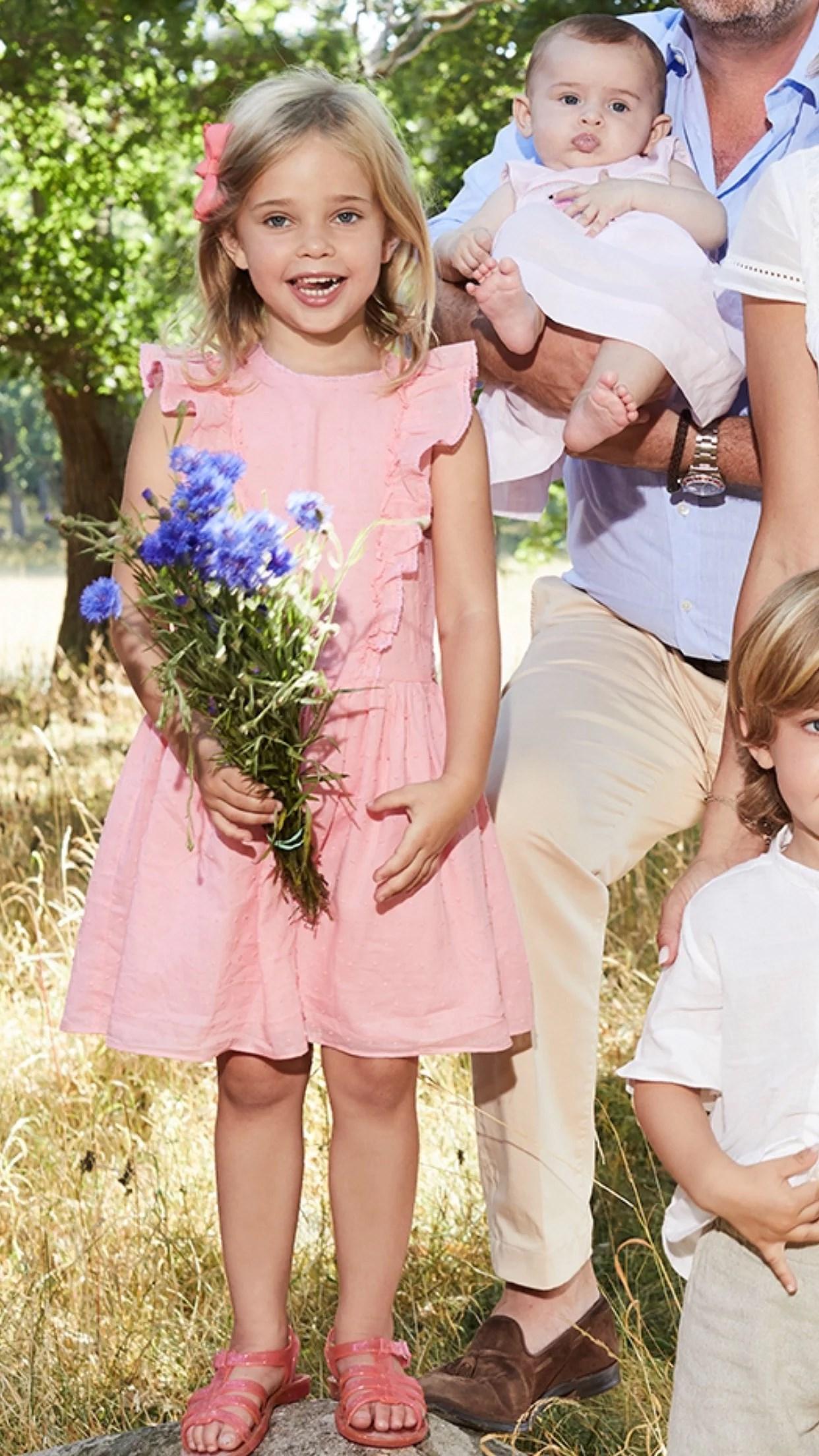 Prinsessan Leonores kläder