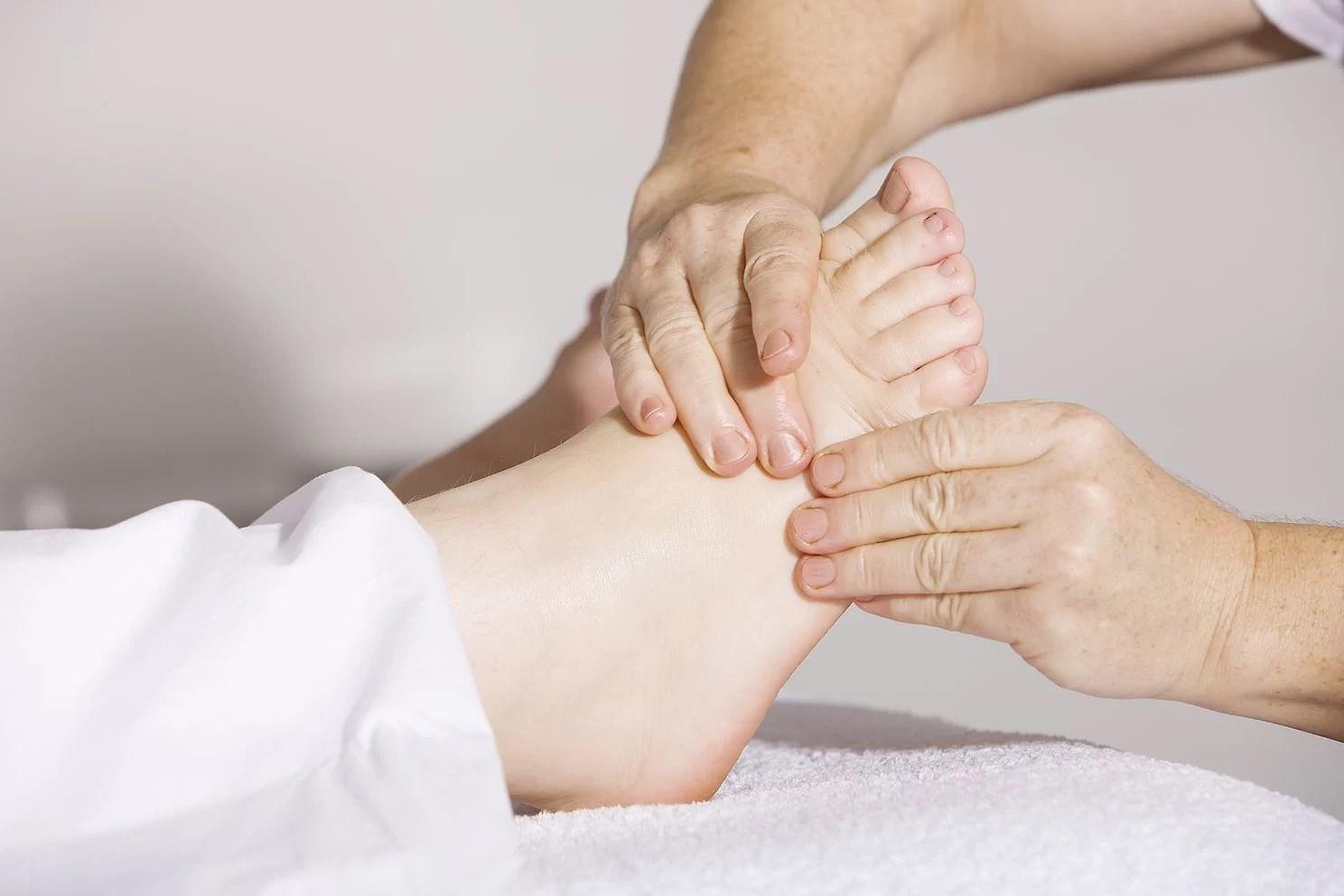 Tar du hand om dina fötter?