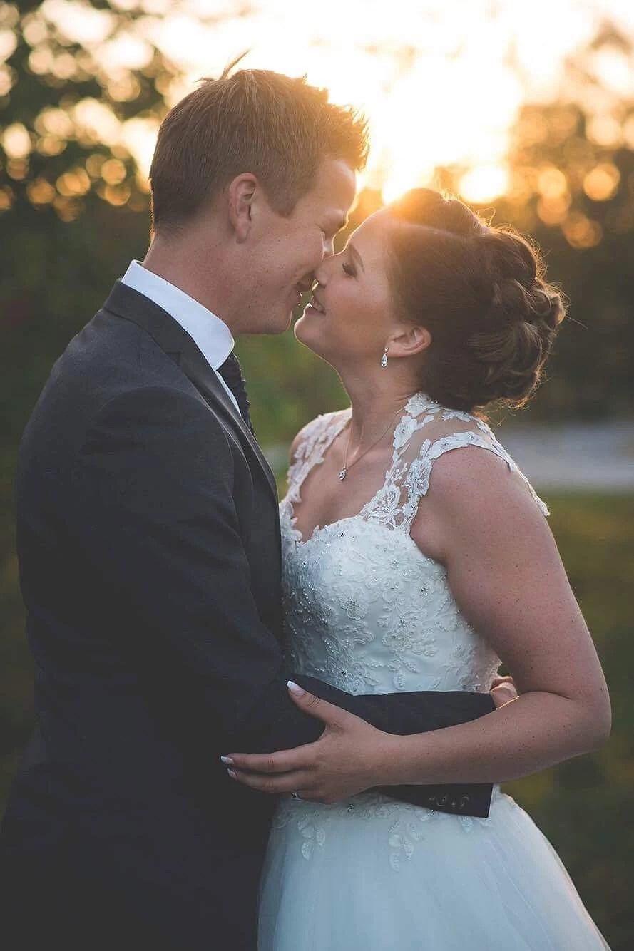 Bröllop och fest!