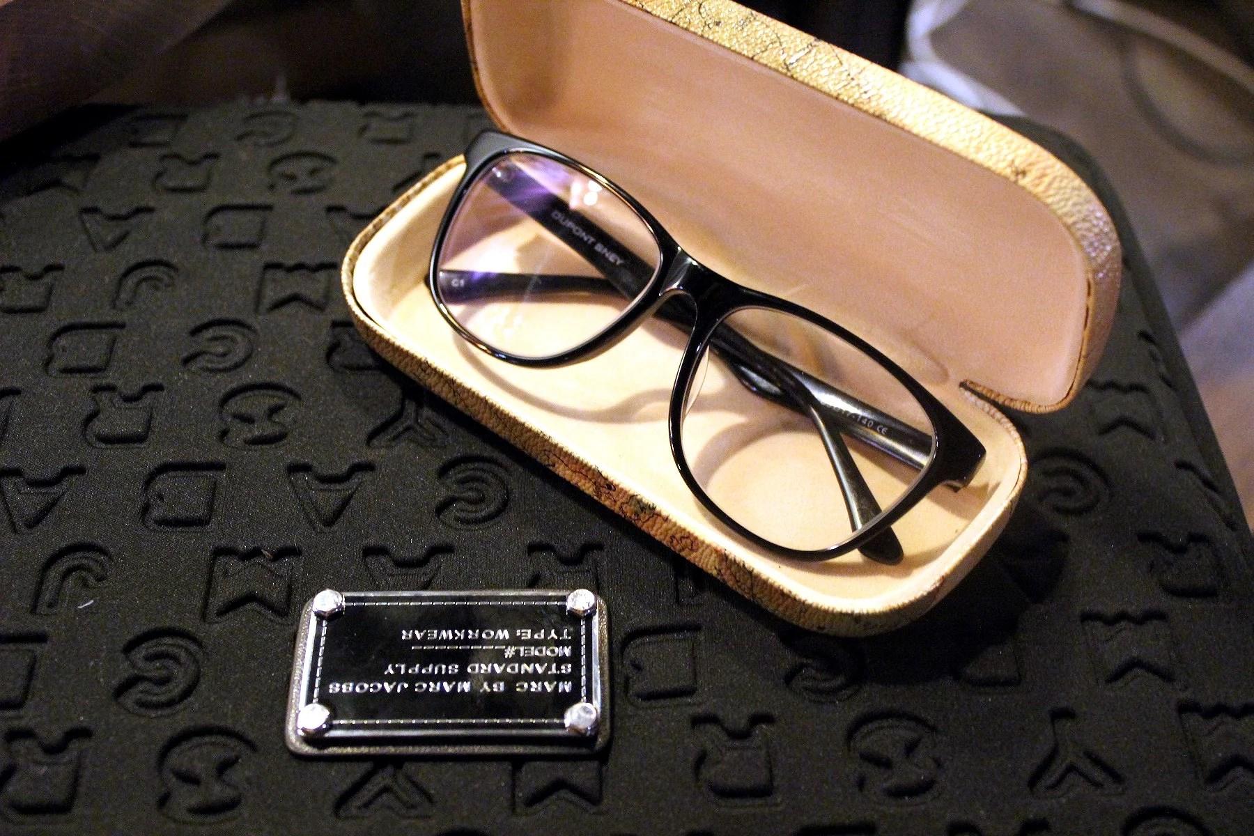 Närmre titt på mina nya glasögon by Firmoo
