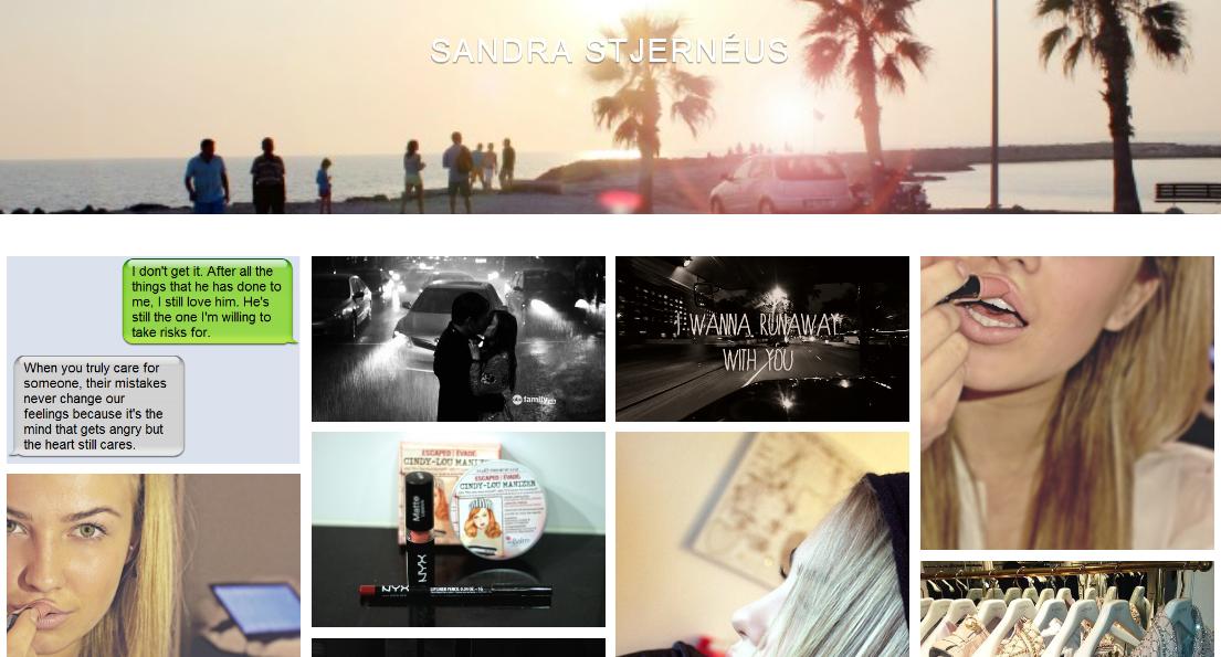 INSPIRATION & Tumblr häng