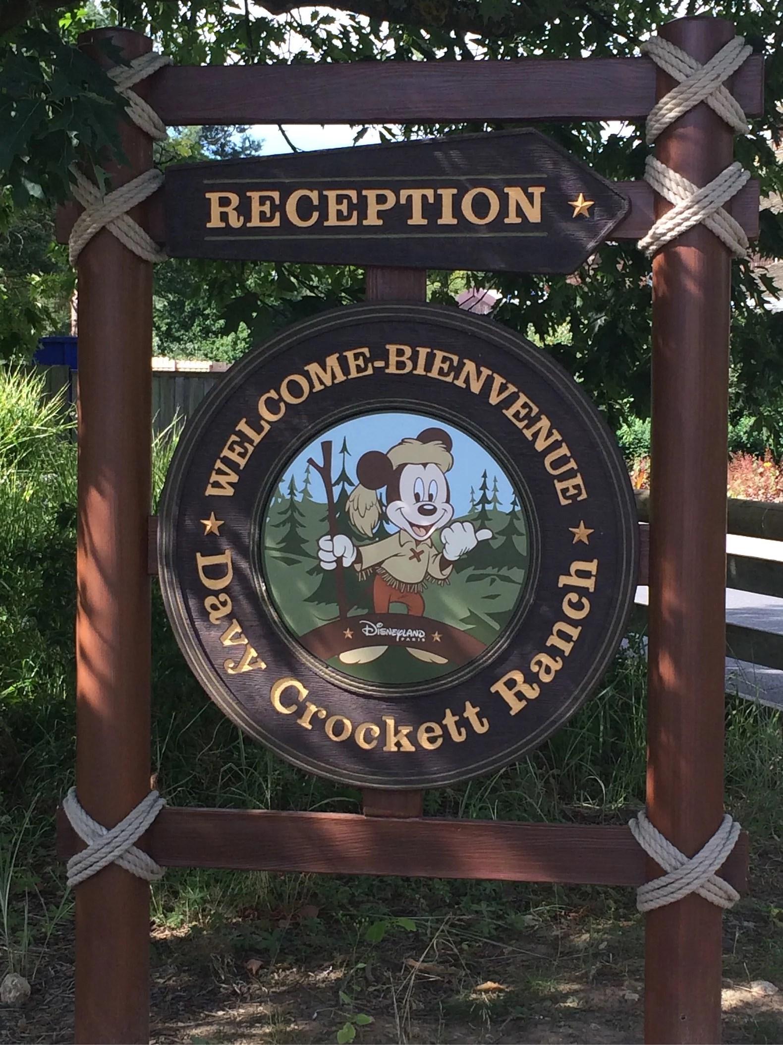 Davy Crockett Ranch - Stugor istället för hotellrum på Disneyland Paris (EuroDisney)