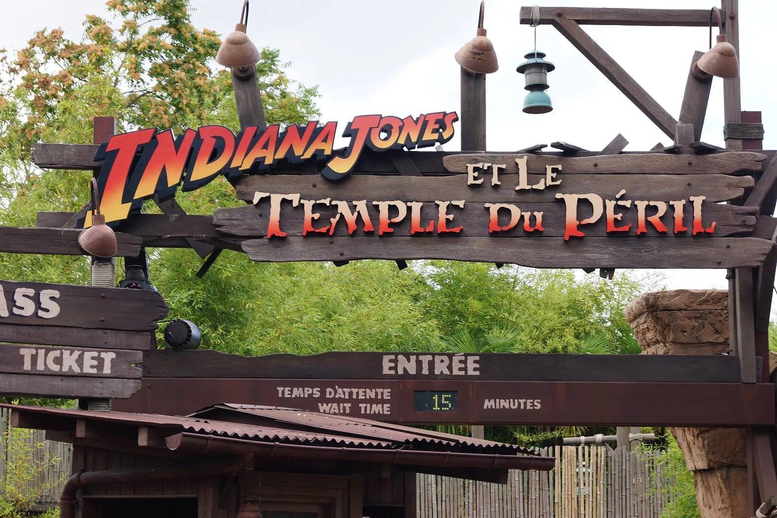 Stängda attraktioner och renoveringar under September på Disneyland Paris
