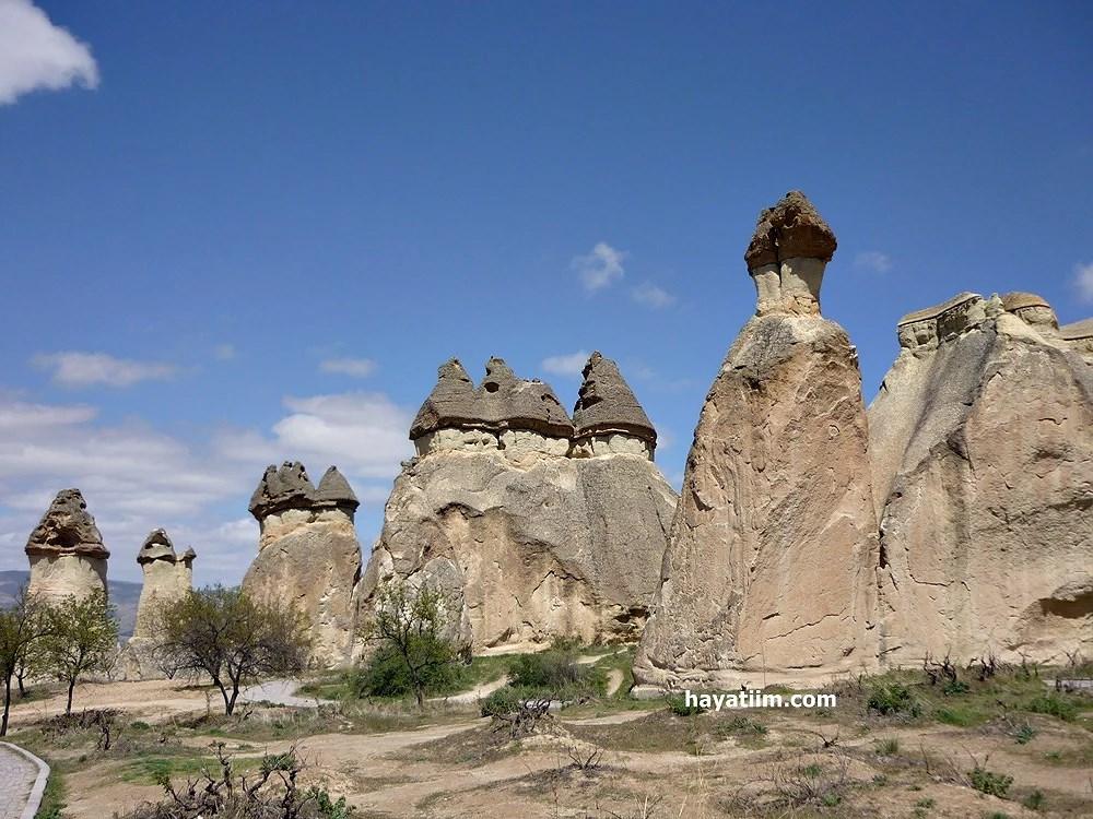 Mimrer tilbake til Kapadokya