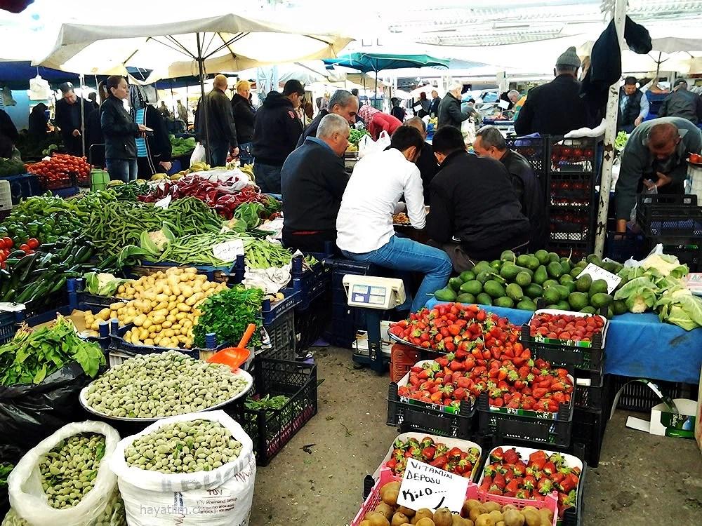 Friday bazar