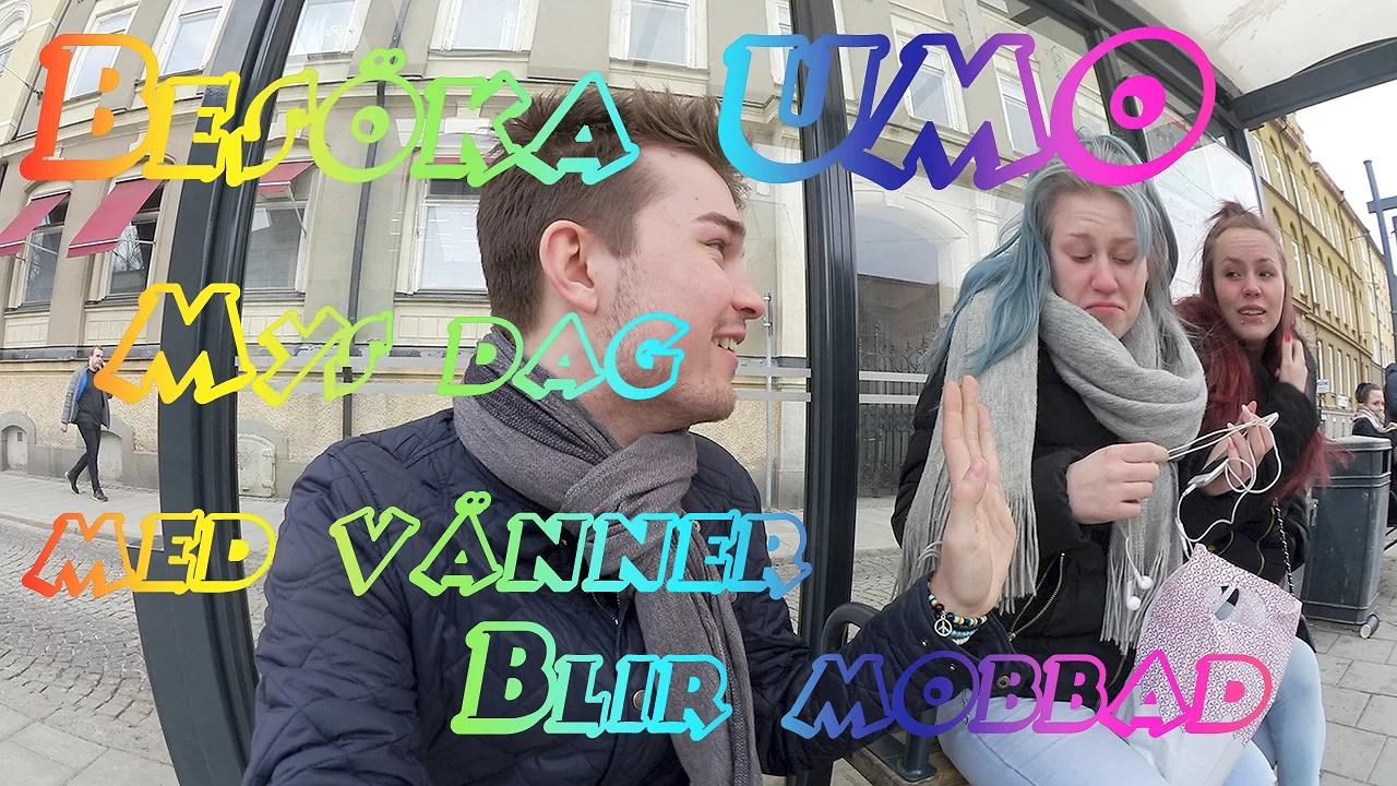 vlogg : ungdomsmotagningen och mysdag med vänner