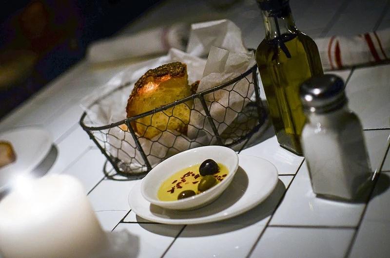 A DINNER AT TERRA