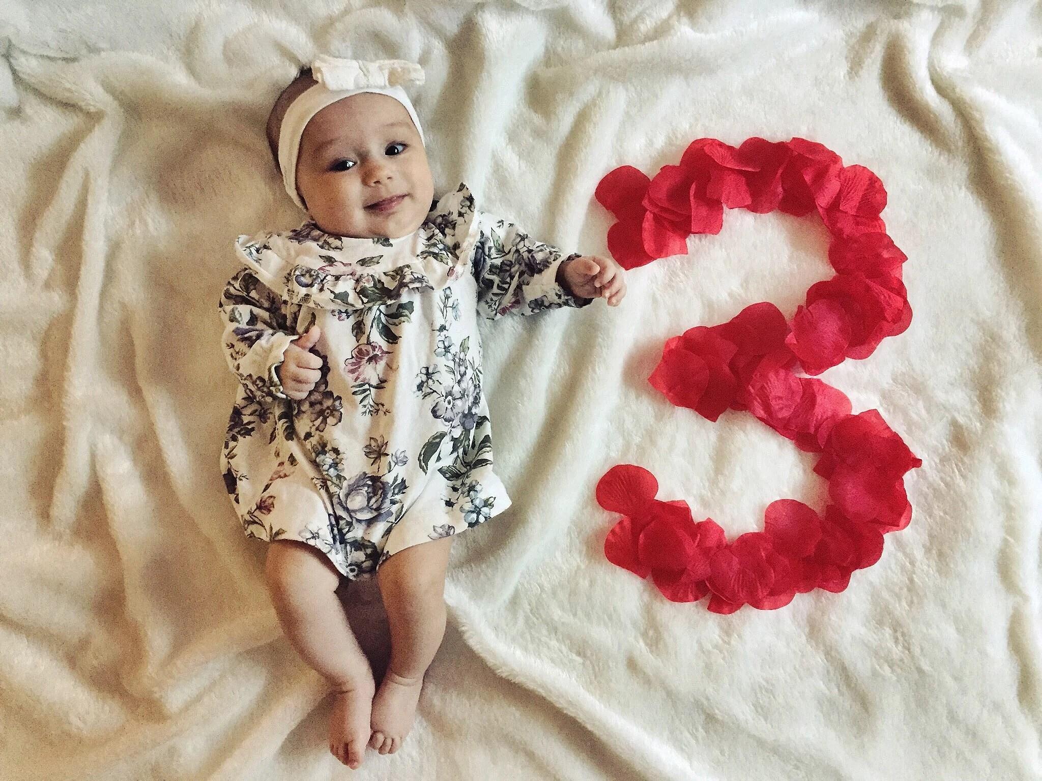 Melody 3 månader