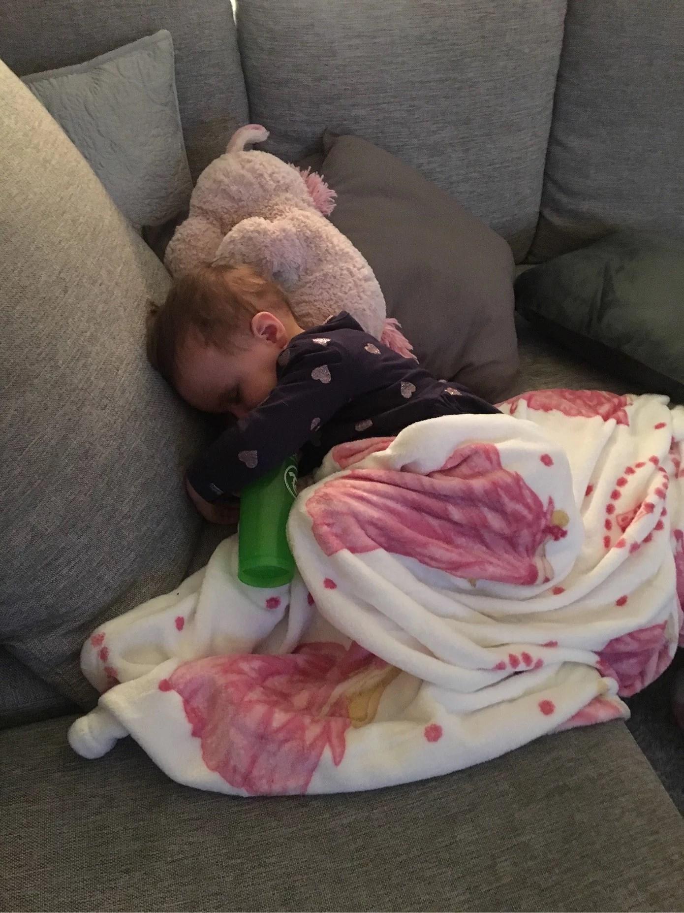 Hur sover era barn?