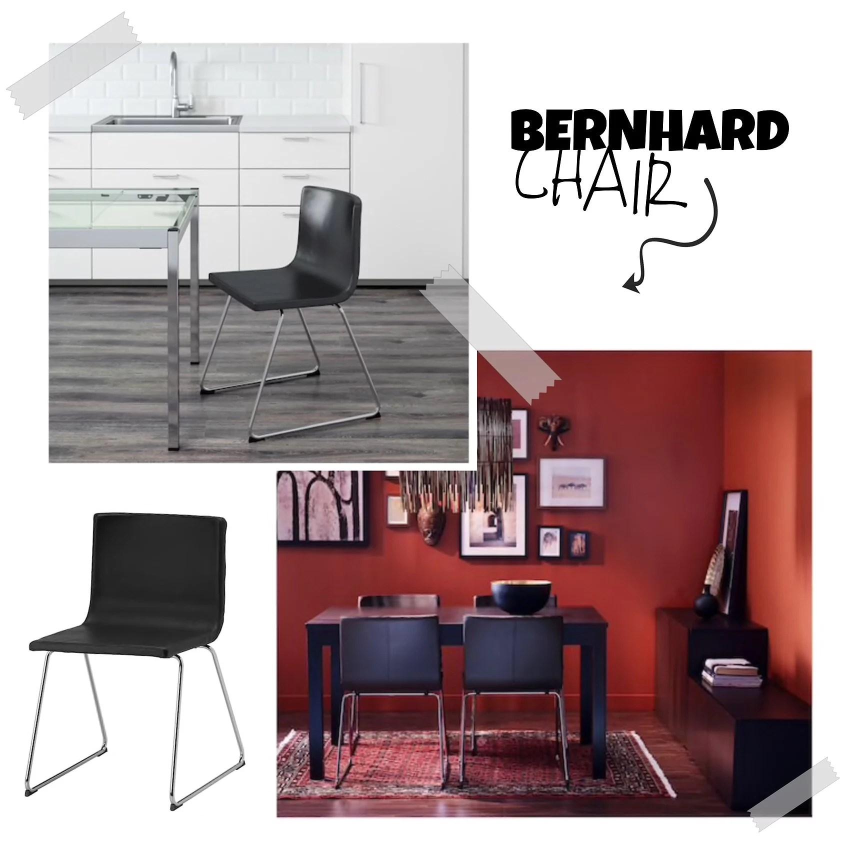 Bernhard matstol.