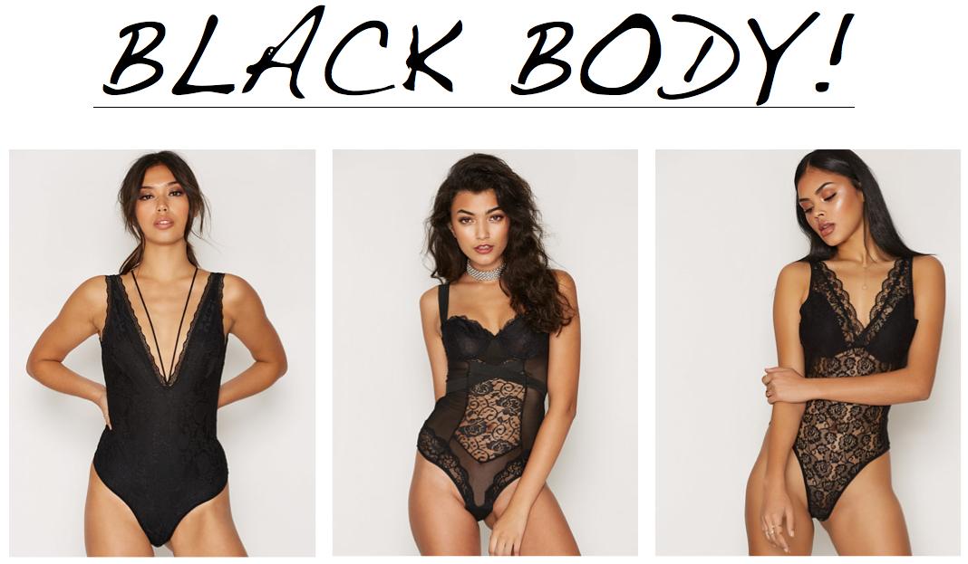 Black body!