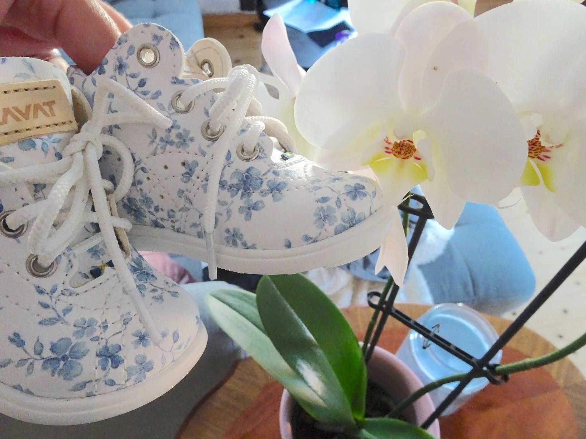 Millas första KAVAT skor!