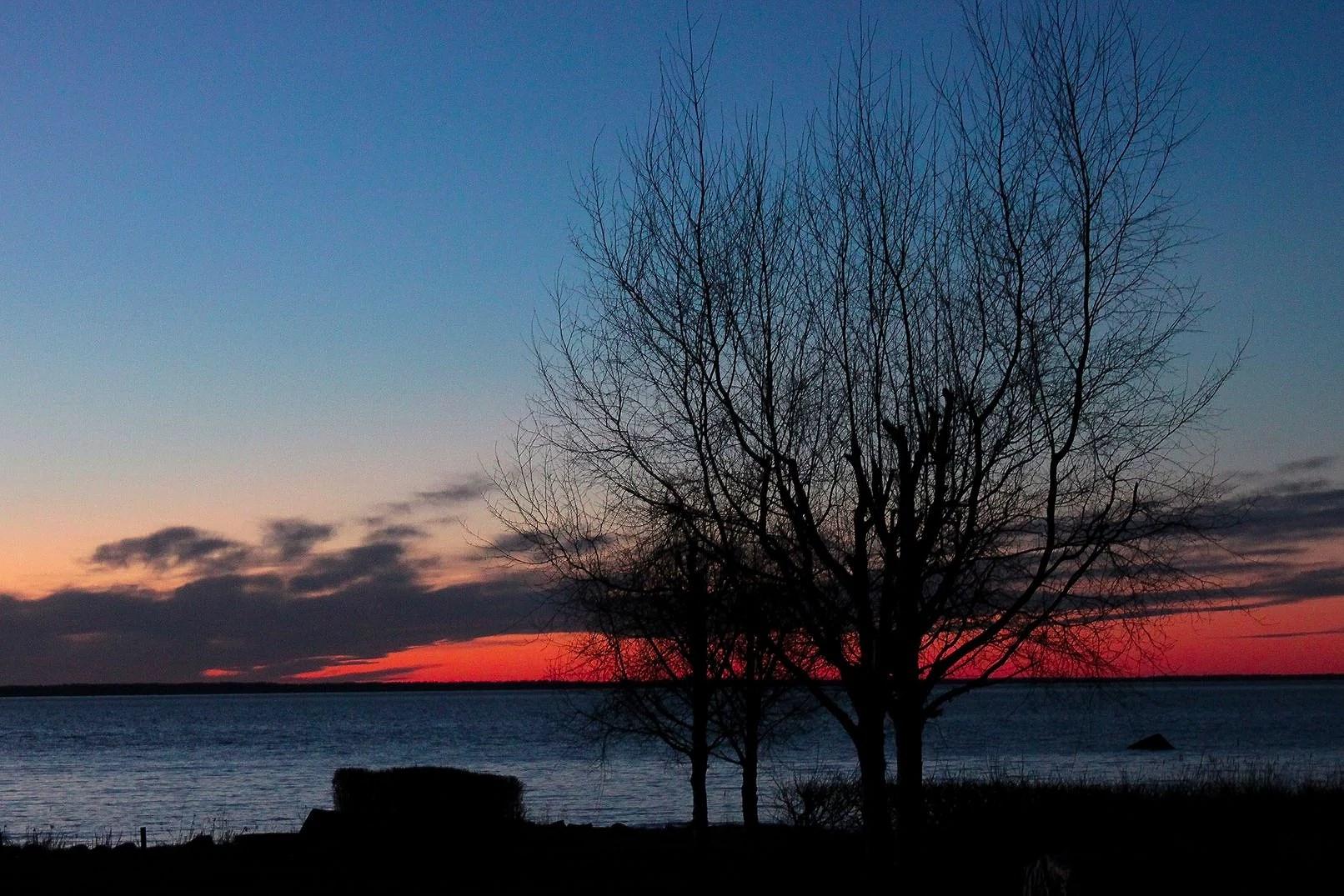 solnedgång i källby