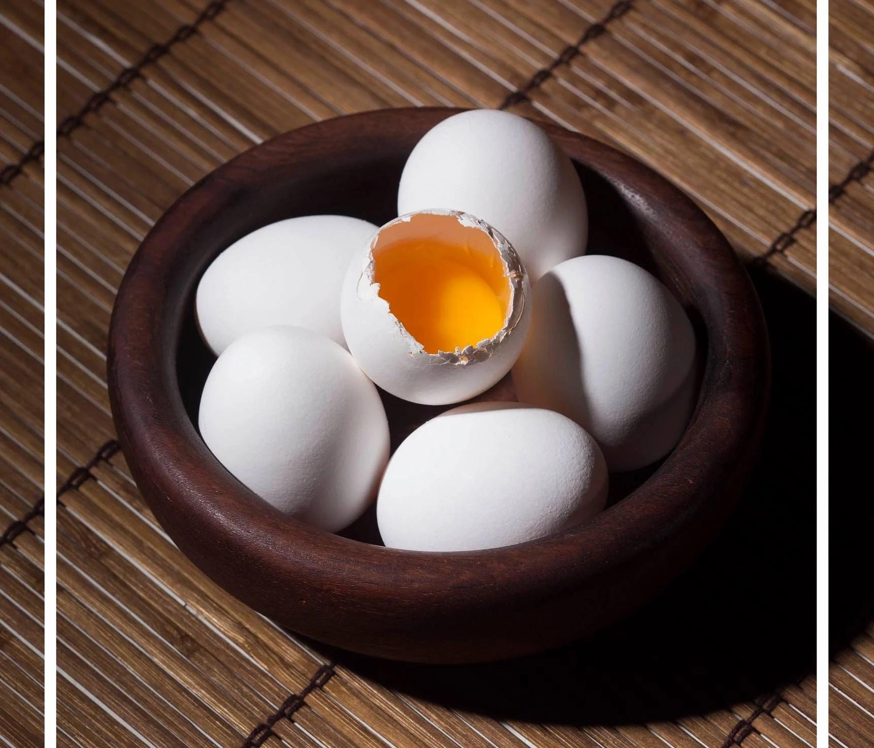 Är ägg (o)nyttigt?
