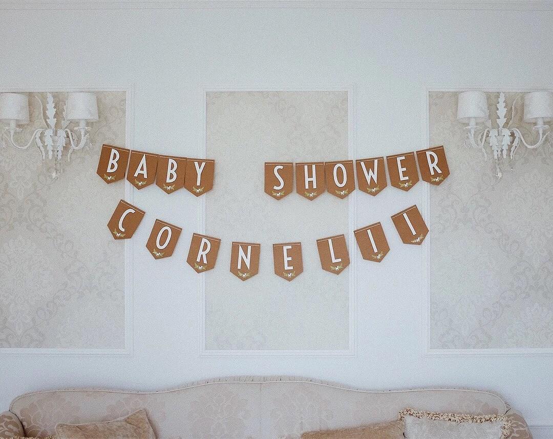 Vintage Forest Party czyli moje Baby Shower z Zaskocz Mamę 💛