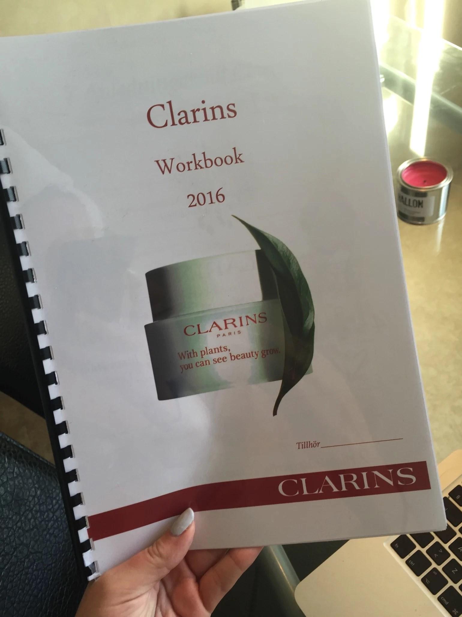 Clarins utbildning
