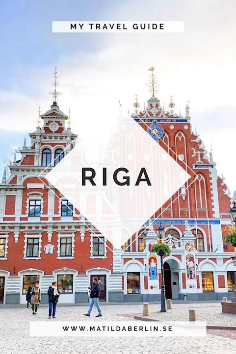 Reseguide Riga