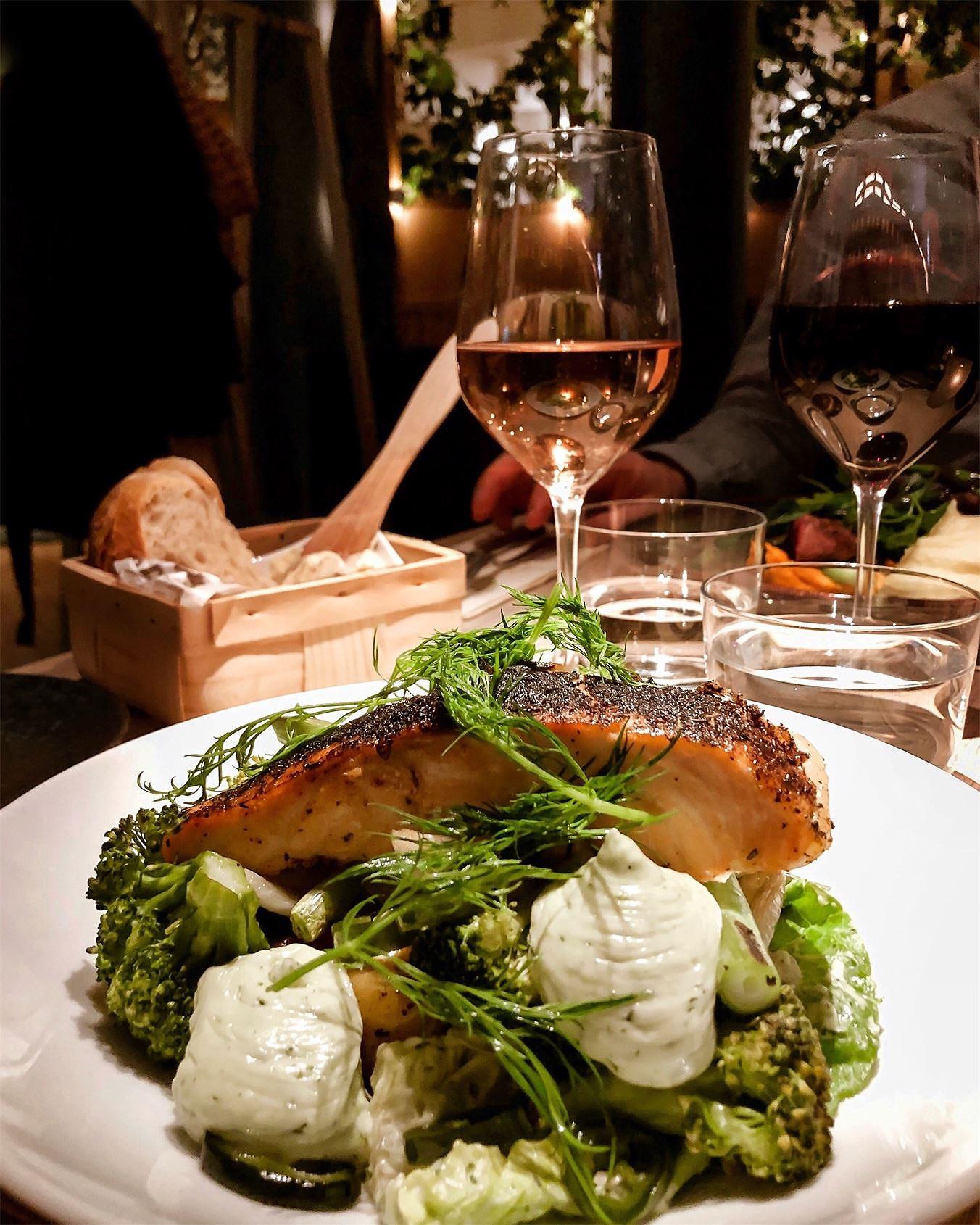 Restaurangtips i Stockholm