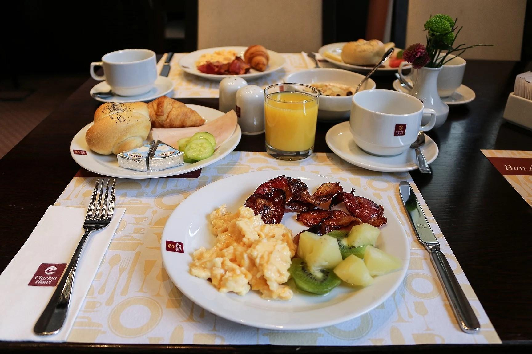 Hotellbreakie i Prag