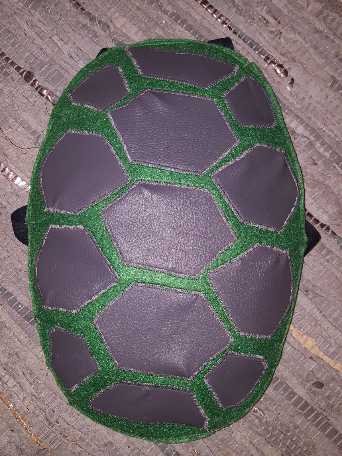 DIY Skildpaddeskjold