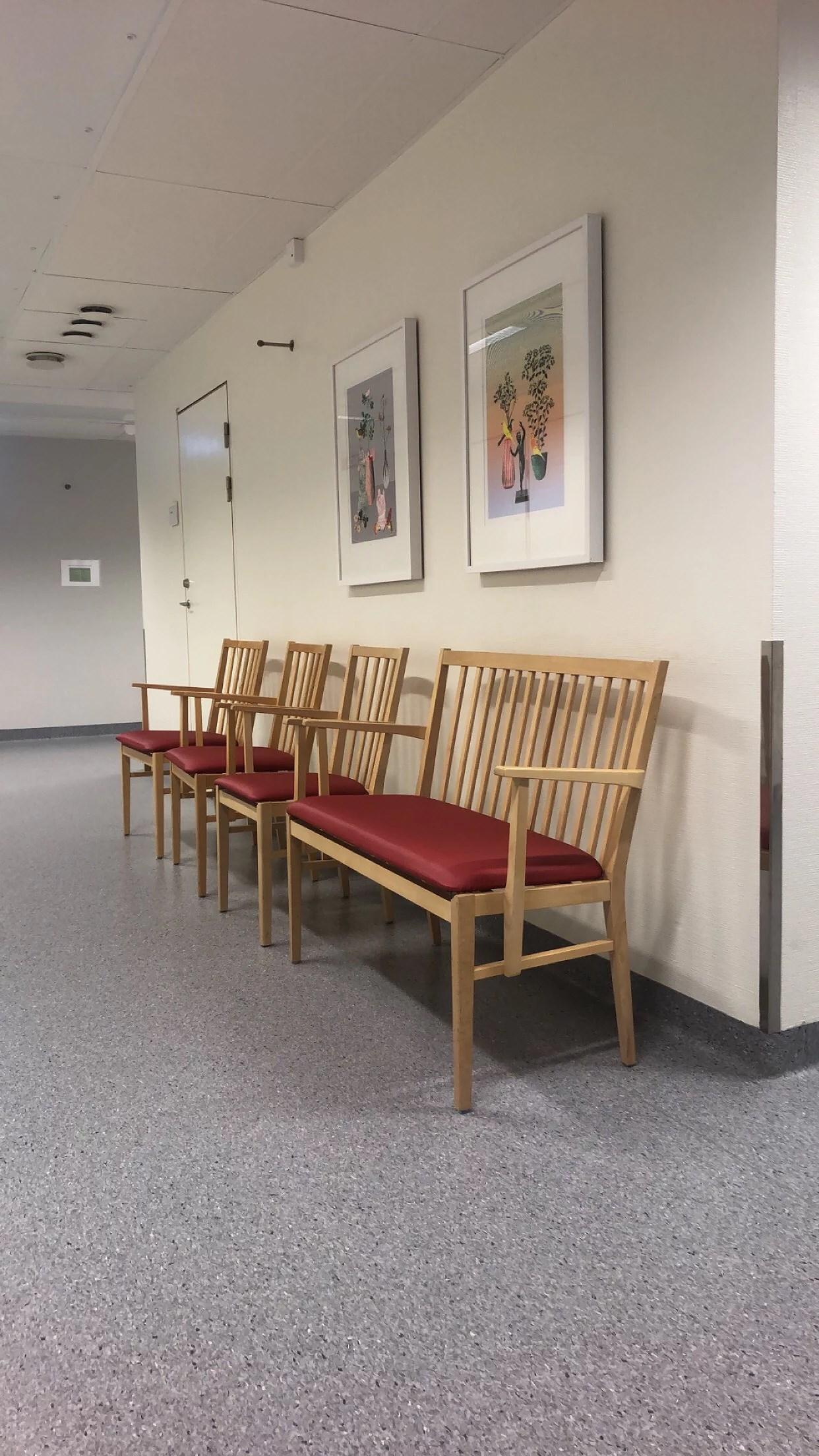 Färdig hos läkaren