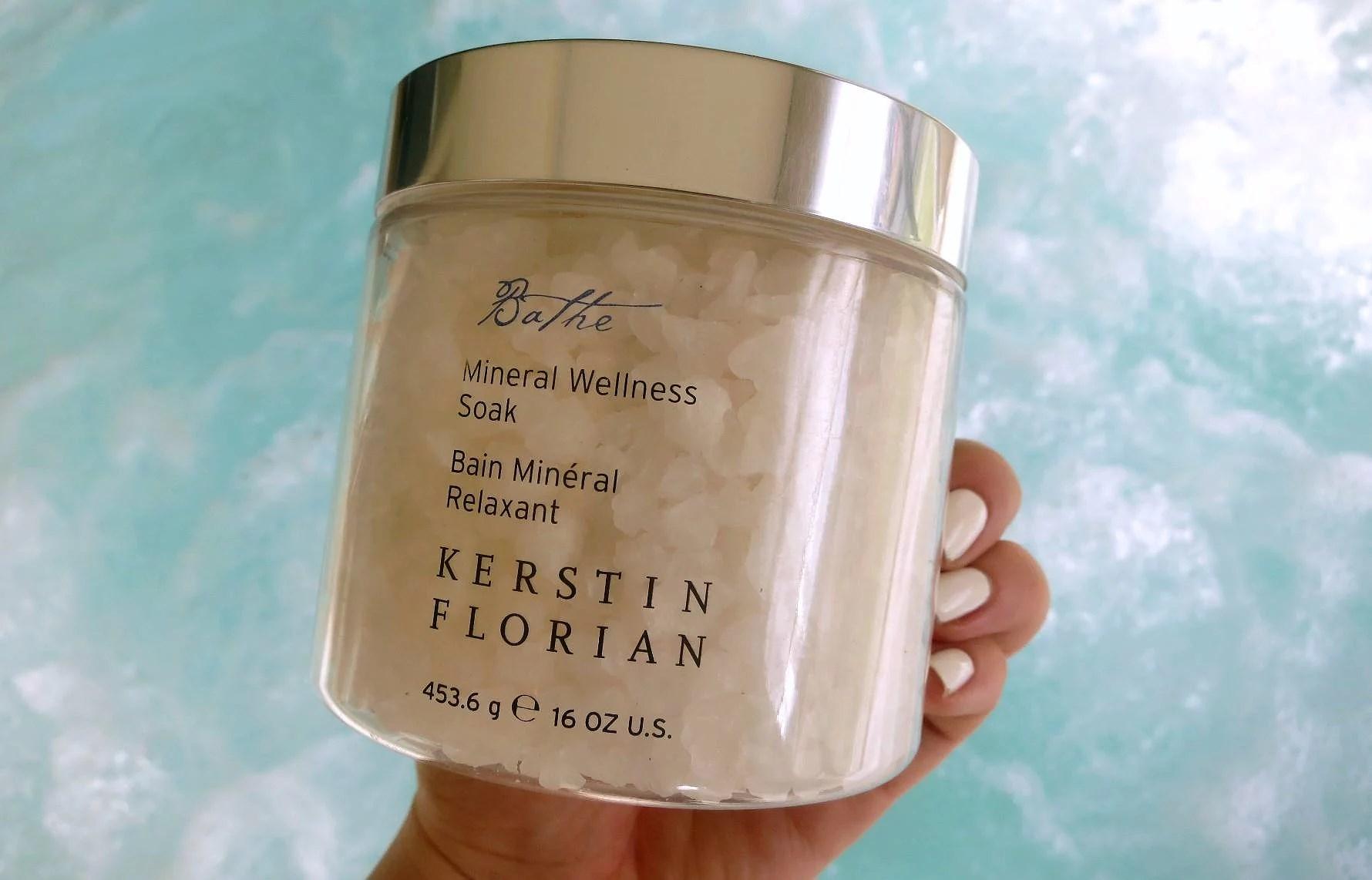 Kerstin Florian - Mineral Wellness Soak
