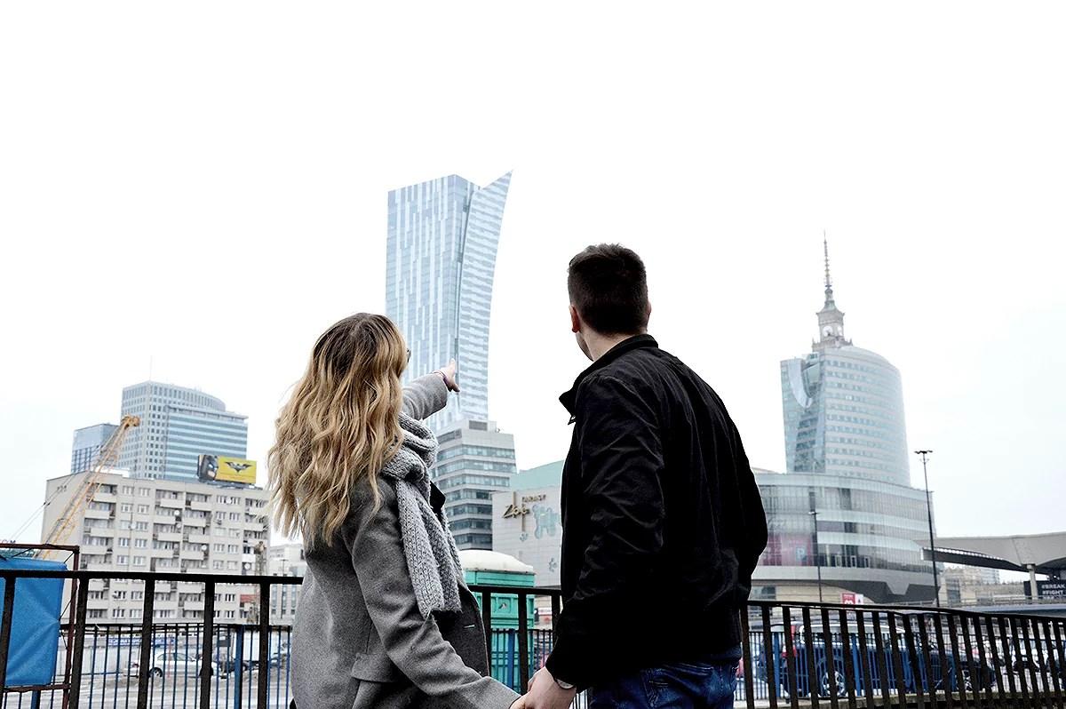 Warsaw belongs to bloggers
