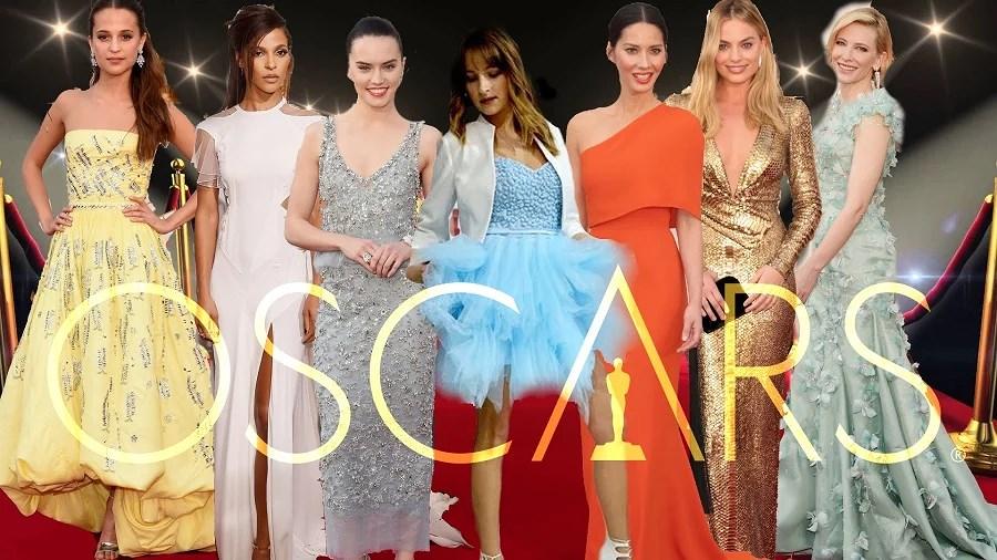 OSCARS 2016: Red Carpet + ME