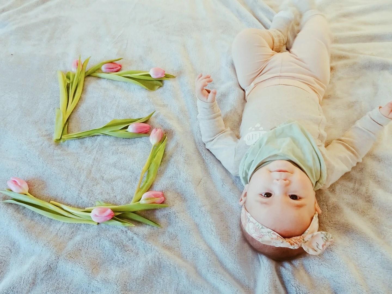 Leonas femte månad