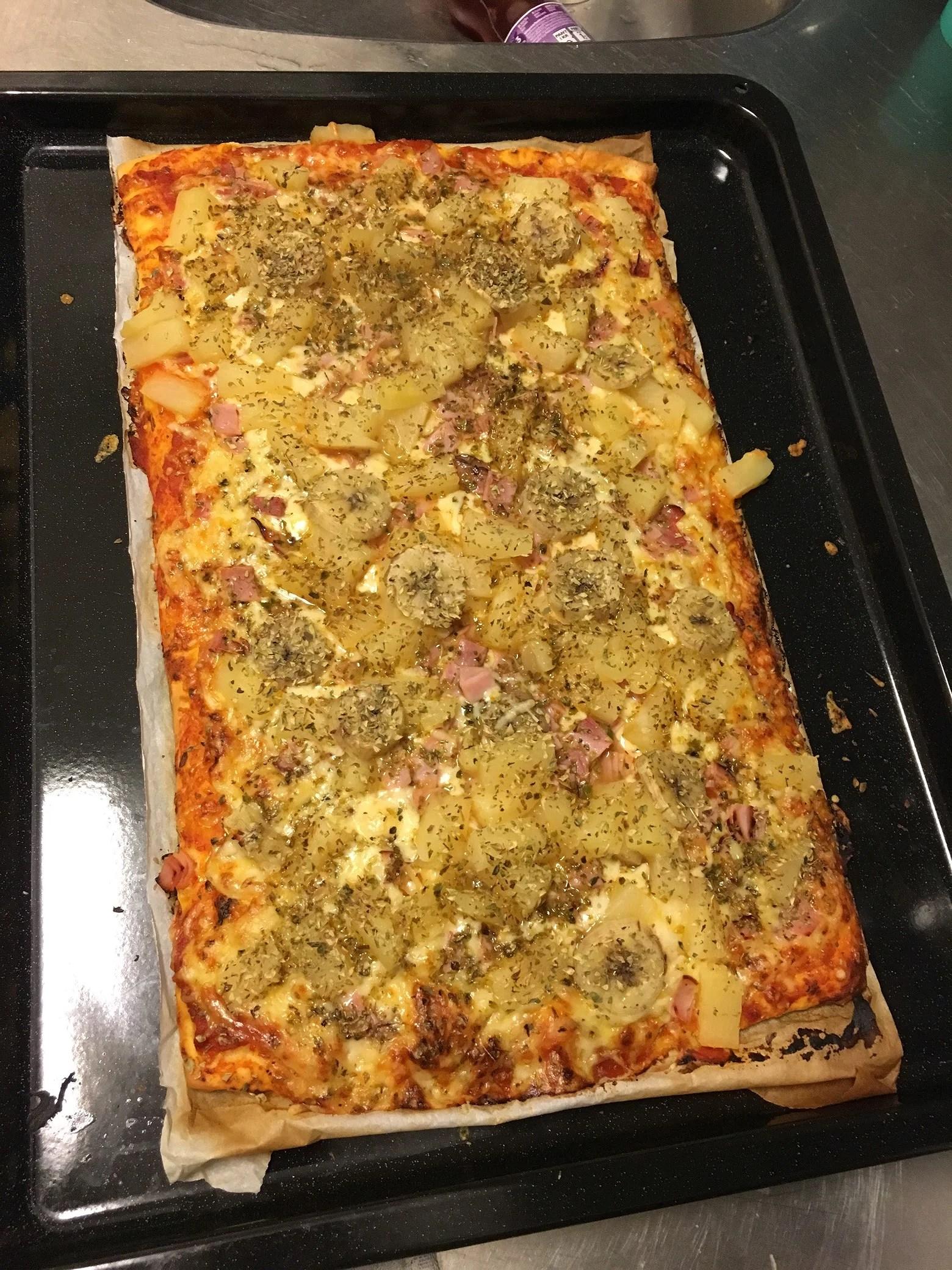 Pizzakväll