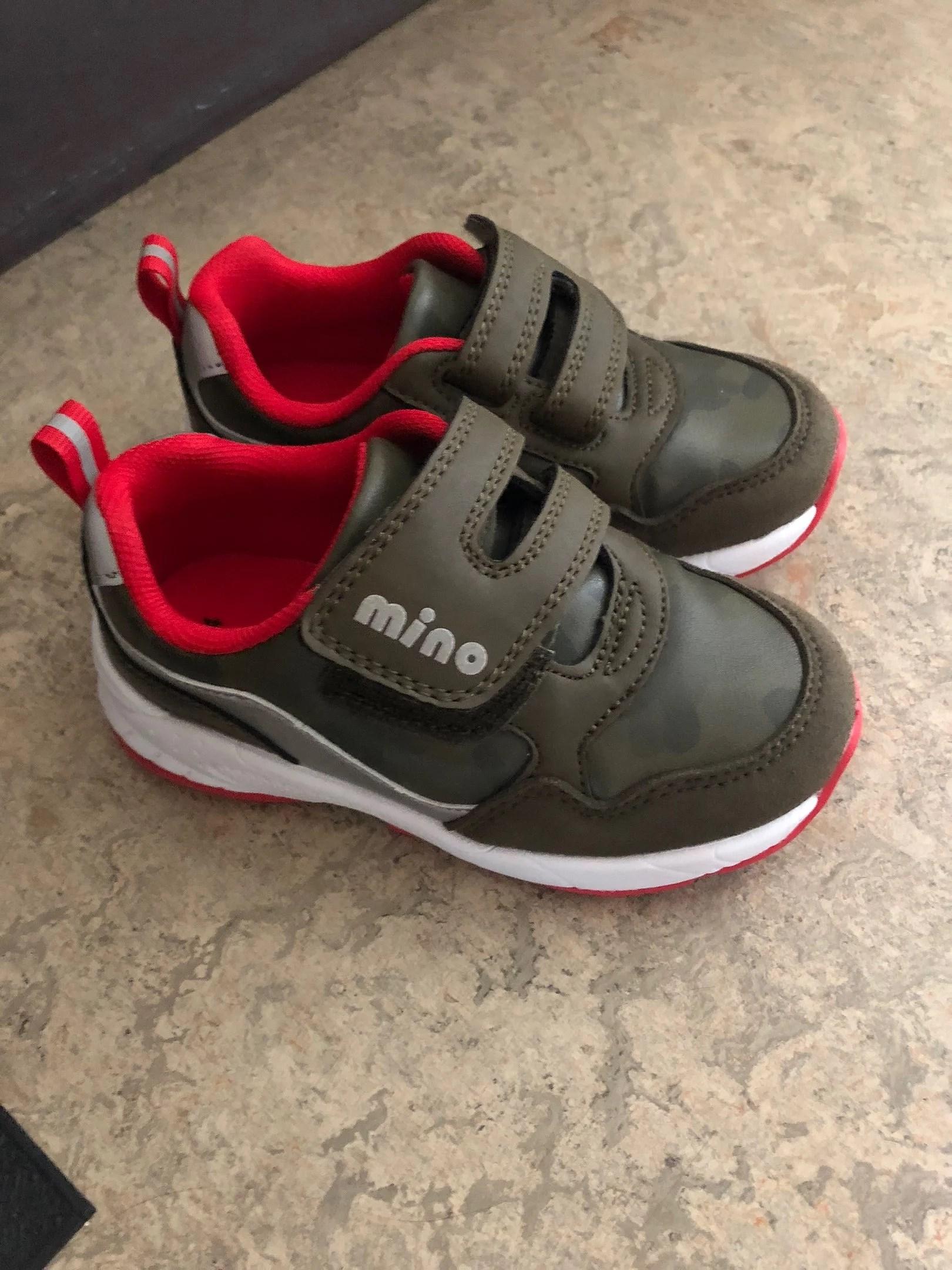 Nya skor och början till feber?