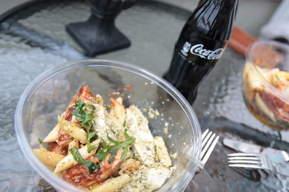 Lunch dejt med Fina vännen