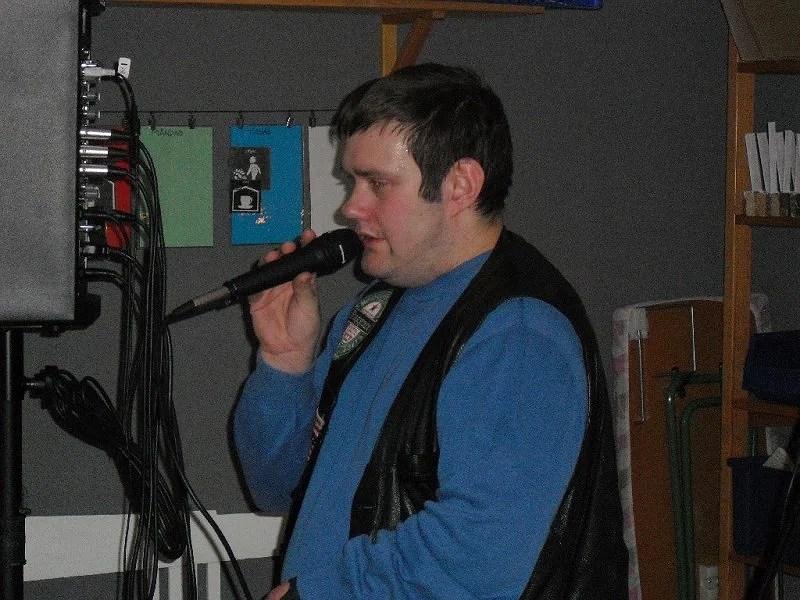 Karaoke värd på Lundagård
