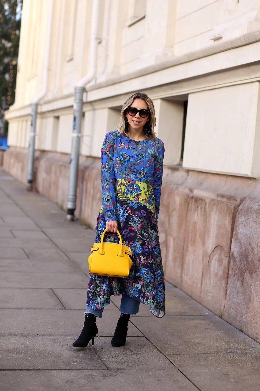 THAT FLOWER DRESS