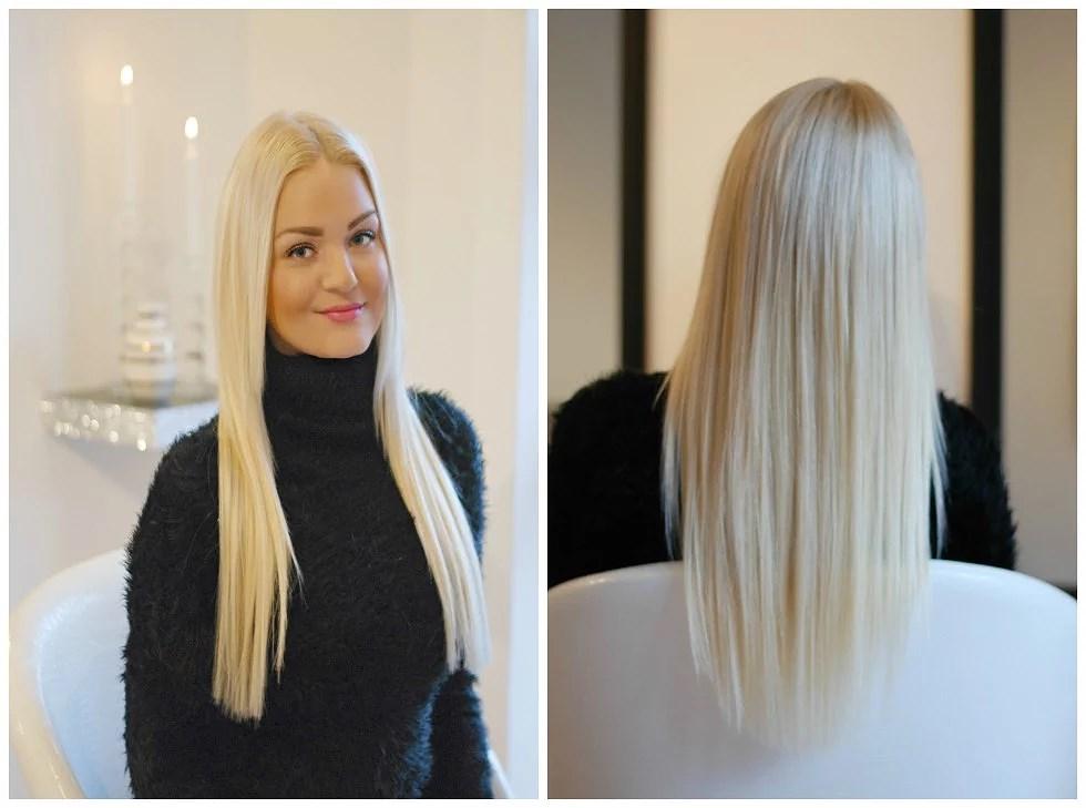 HAIR CHANGES