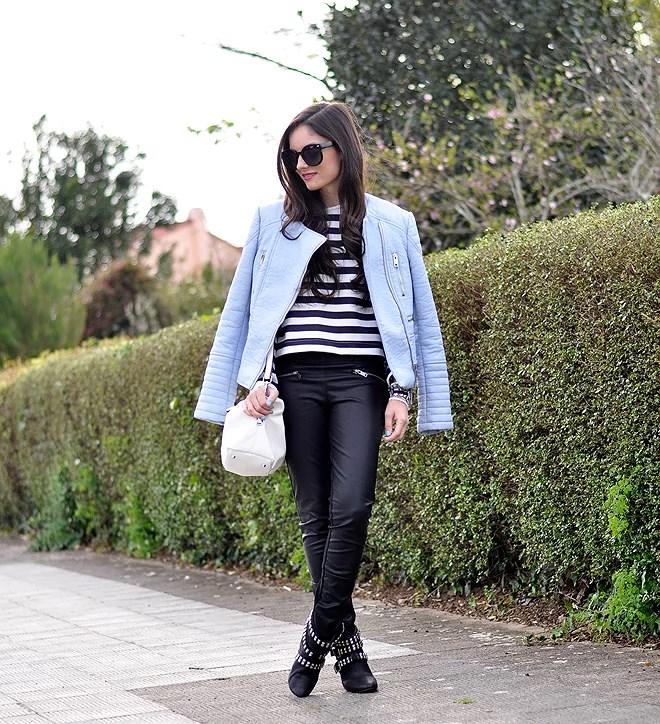 ...Baby Blue Jacket...