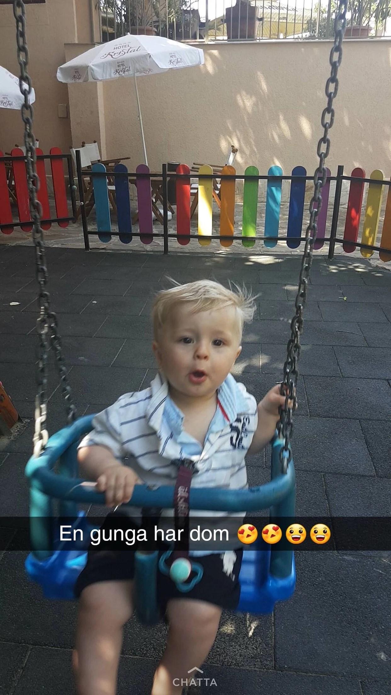 PÅ MÅNDAG SMÄLLER DE!