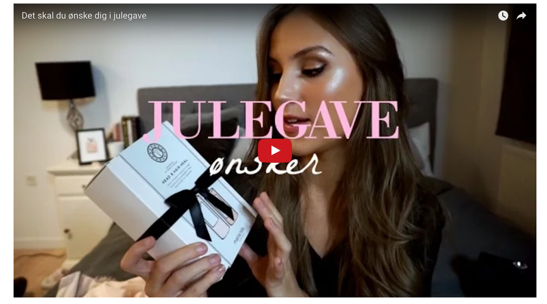 Video: Det skal du ønske dig i julegave