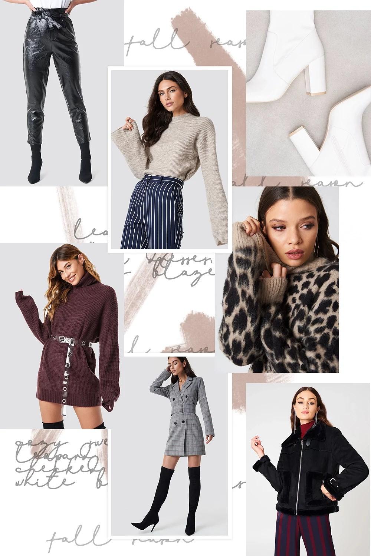 Fall wardrobe picks
