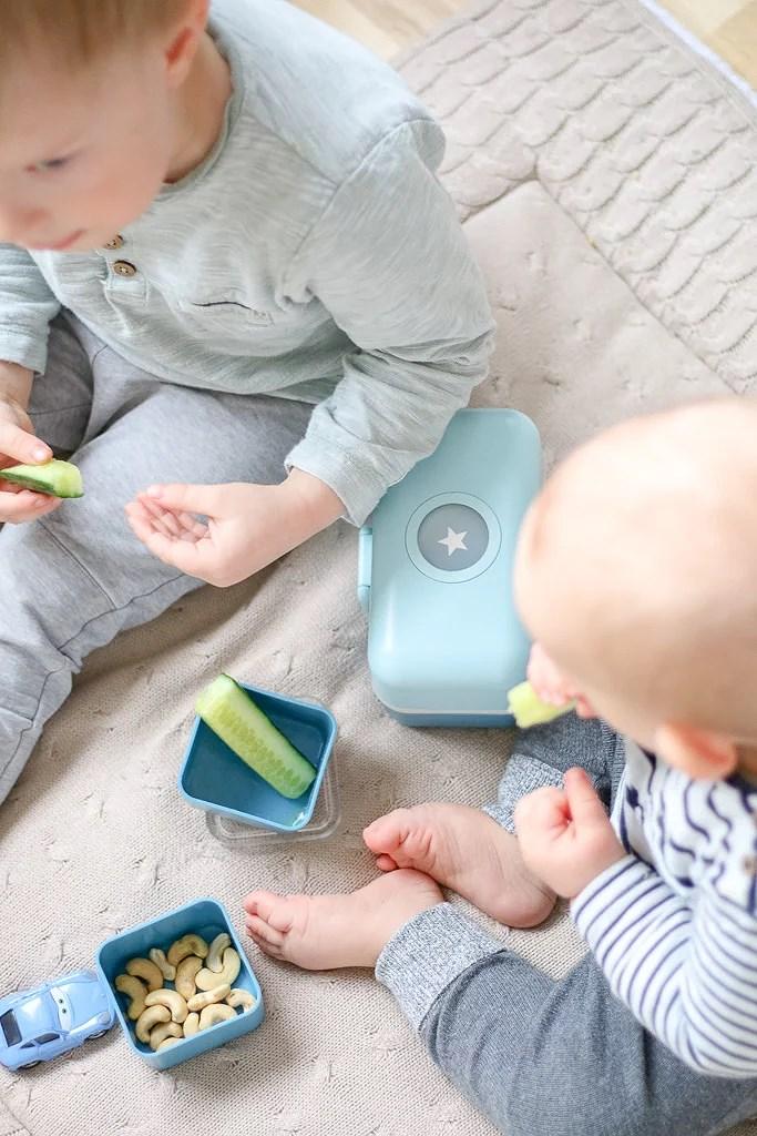 Healthy snacks for kids - terveellistä naposteltavaa ( Sis. Alekoodin! )