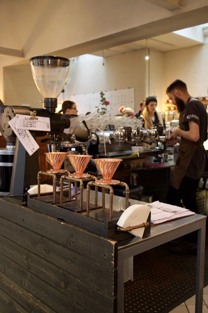 best coffee shops in gothenburg göteborg da matteo
