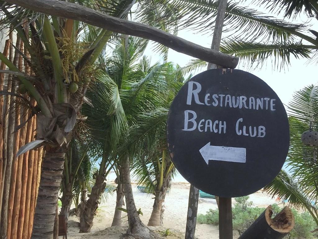 beach club tulum