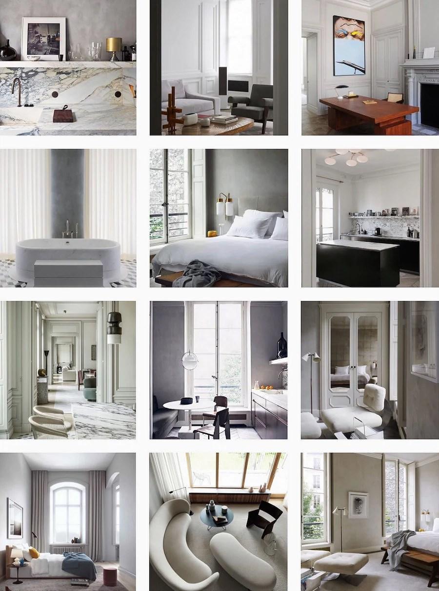 an interior dream
