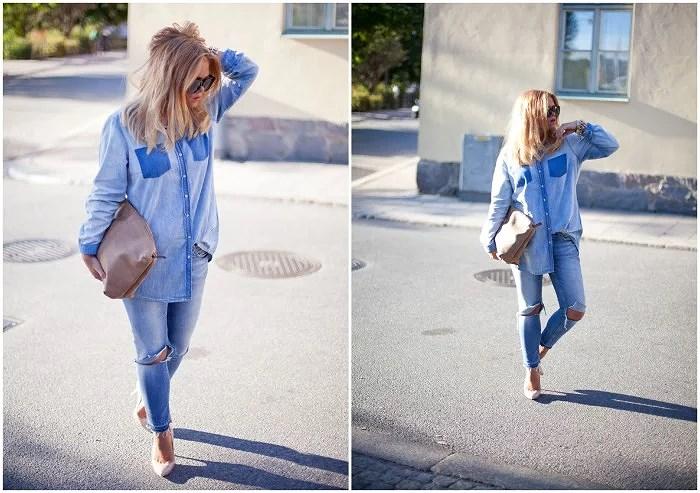 PicMonkey Collage blue jeans