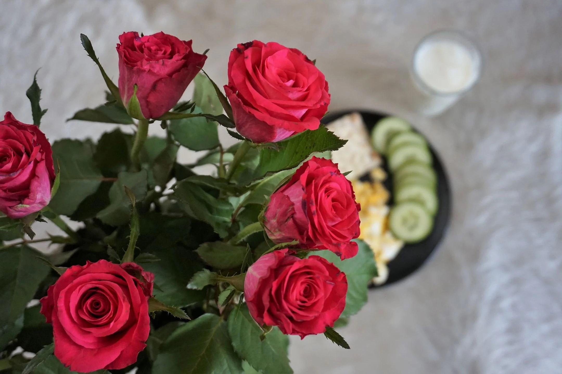 ROSES & BREAKFAST