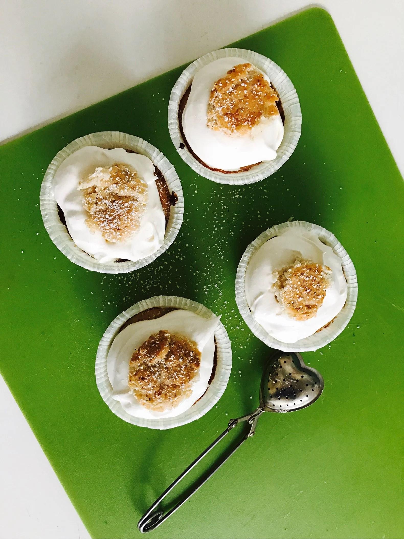 Muffinssemlor - sockerfria och glutenfria