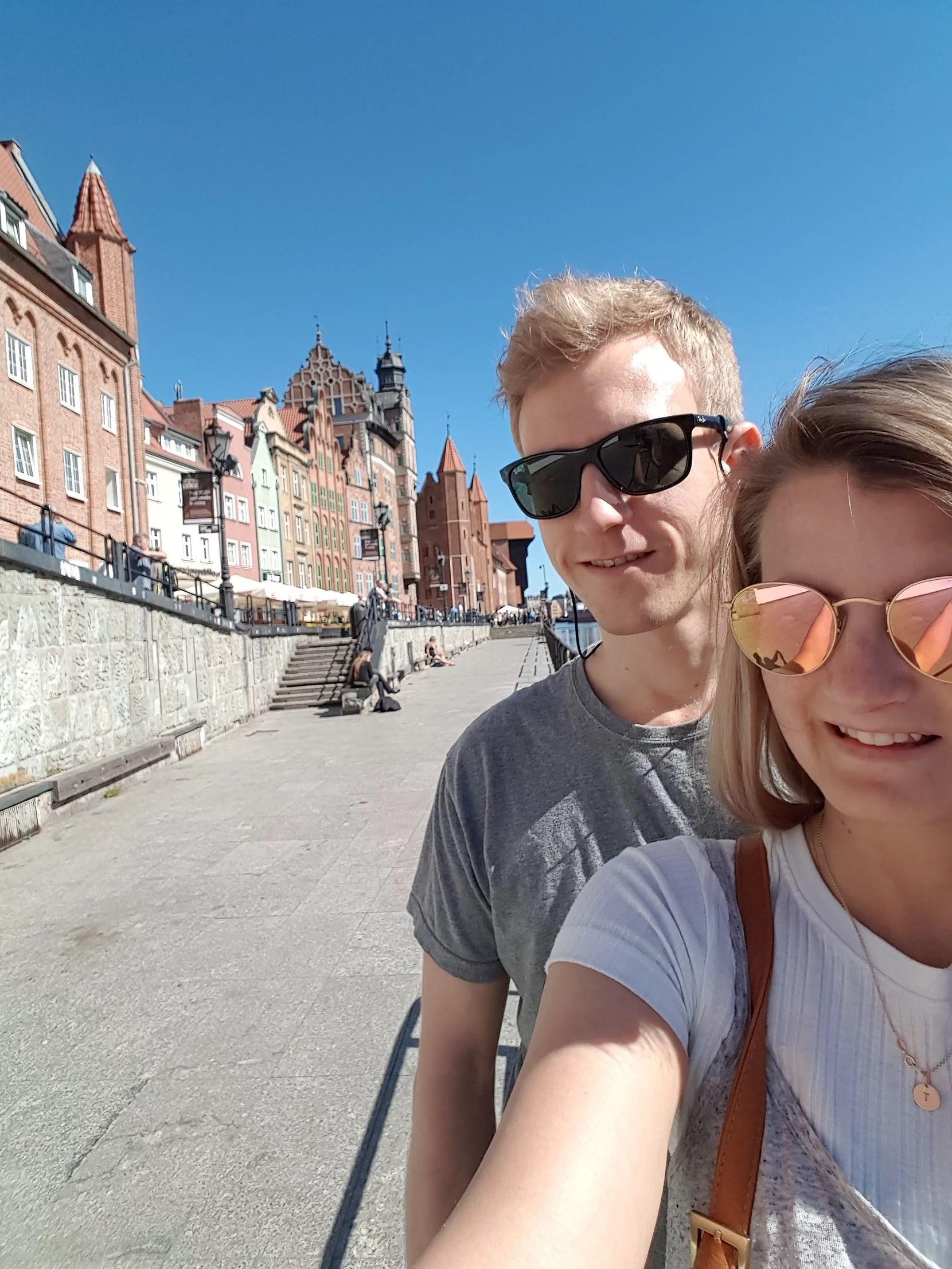 Kjærestetur til Gdansk