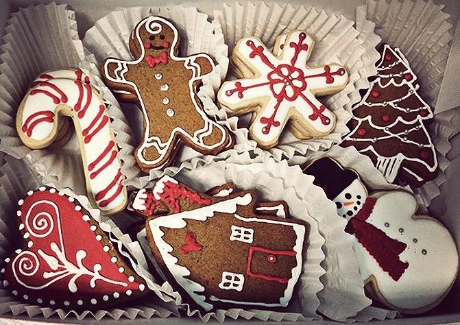 Watch Gingerbread Cookies video