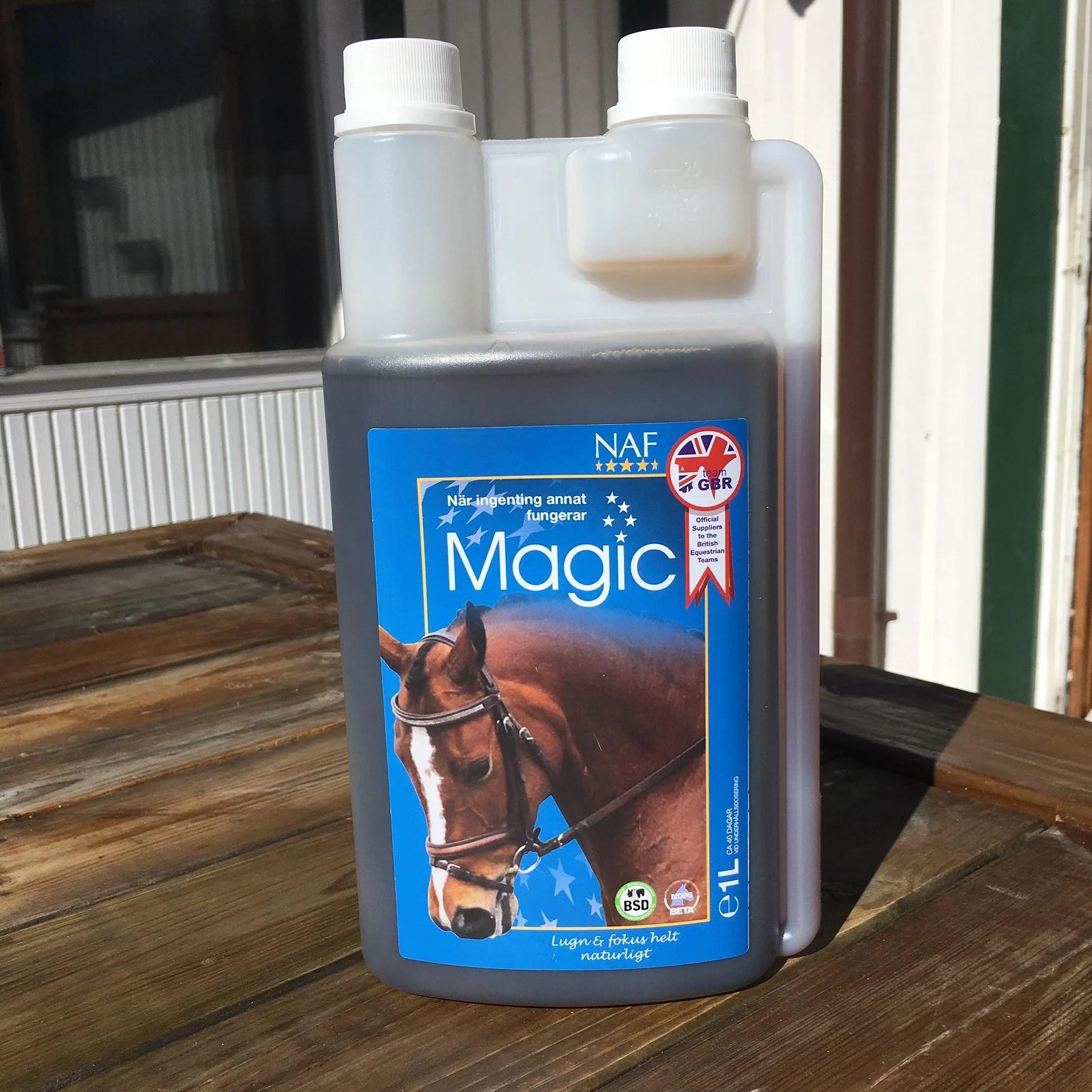 NAF Magic Flytande